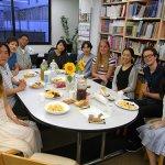6月26日のスピ☆カフェは、日本好きの大学生2人