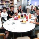 7月10日のスピ☆カフェは、話題豊富な2人の女性でした♪