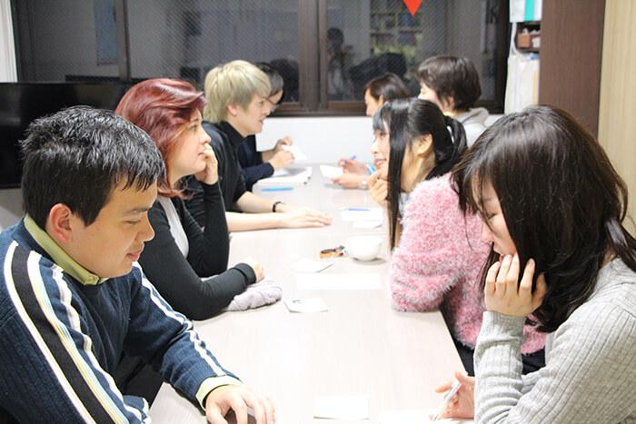 【レポート】1月28日(日)チャットルーレット・マラソンwith留学生!