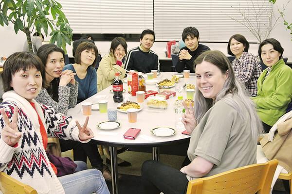 【レポート】3月17日(土)のスピカフェは、ヴェトナム系アメリカ人男性とバリスタの経験があるオーストラリア人女性でした!