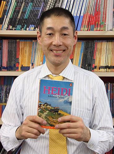 楽しく読めた本『Heidi』