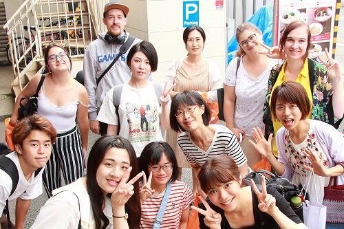 【レポート】英語deボランティア「ラーメン作り体験」8月25日(日)