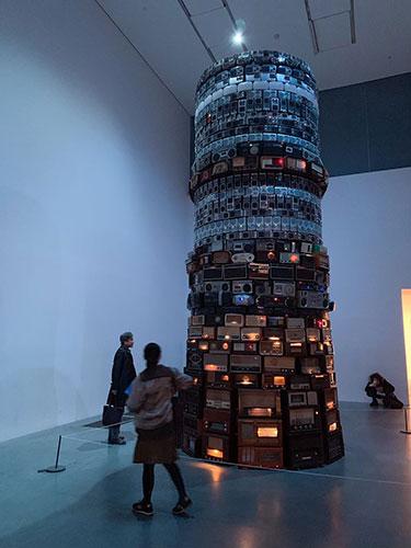 イギリス旅行は過去5回。両親に感謝です。Tate Modernにて